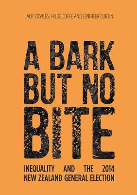 A Bark but No Bite by Jack Vowles