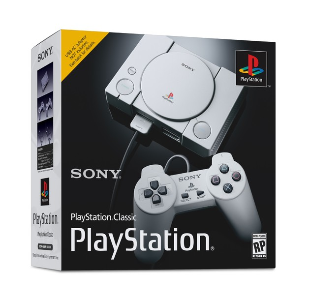 PlayStation Classic Console for