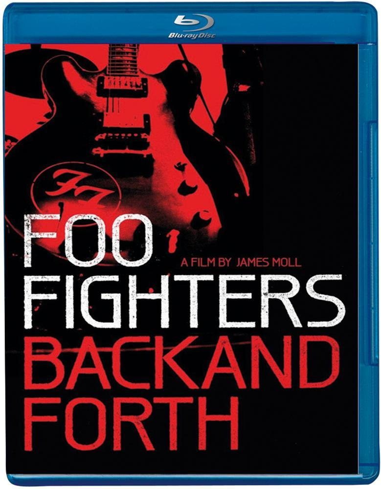 Foo Fighters - Back And Forth on Blu-ray image
