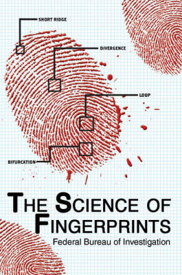The Science of Fingerprints by Federal Bureau of Investigation image