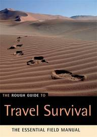 The Rough Guide to Travel Survival by Doug Lansky image