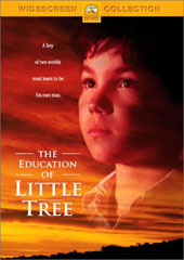 The Education of Little Tree on DVD