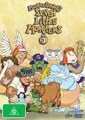Seven Little Monsters Vol 3 on DVD