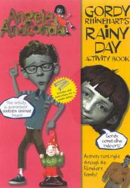 Angela Anaconda: Gordy Rhinehart's Rainy Day Activity Book image