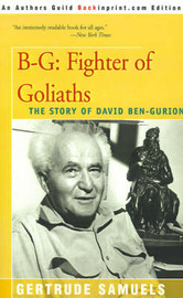 B-G: Fighter of Goliaths by Gertrude Samuels image