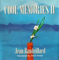 Cool Memories II, 1987-1990 by Jean Baudrillard image