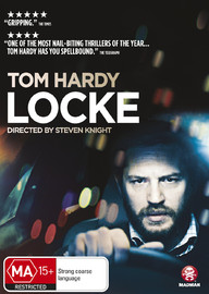 Locke on DVD