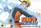 Naruto Shippuden Rasengan Movie Collection DVD