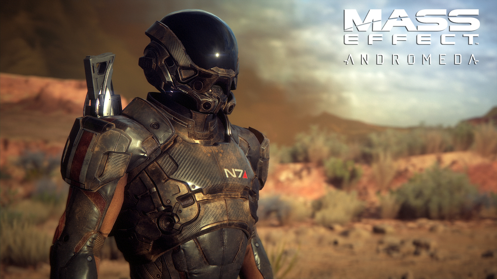 Mass Effect Andromeda for PC Games image
