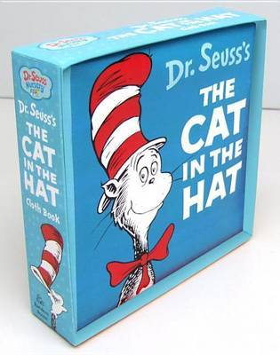 The Cat in the Hat Cloth Book by Dr Seuss image