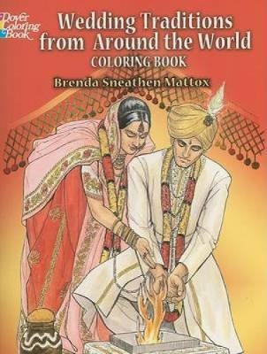 Wedding Traditions from Around the World Coloring Book | Brenda ...