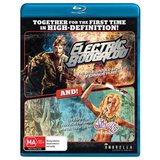 Electric Boogaloo & Machete Maidens Unleashed! on Blu-ray