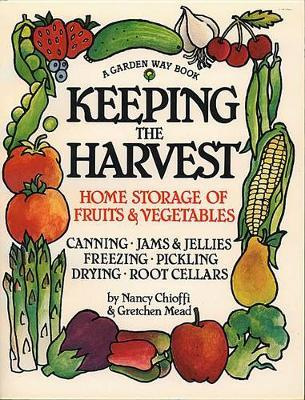 Keeping the Harvest by Nancy Thurber image
