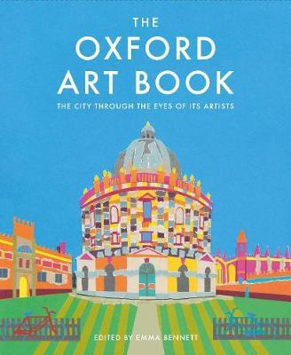 The Oxford Art Book image