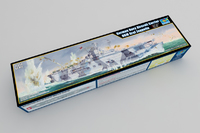 Trumpeter 1/350 German Navy Aircraft Carrier DKM Graf Zeppelin - Scale Model