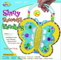 Fun Factory: DIY Butterfly Handbag - Craft Kit