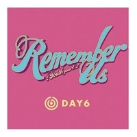 Remember Us: Youth Part 2 (4th Mini Album) by Day6