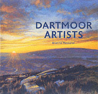 Dartmoor Artists by Brian Le Messurier image