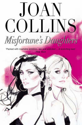 Misfortune's Daughters by Joan Collins image