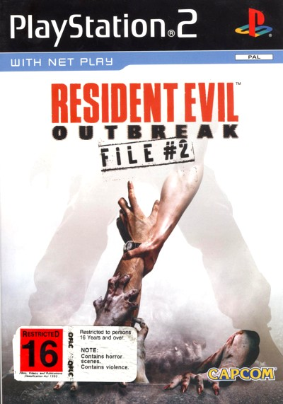 Resident Evil: Outbreak File #2 for PlayStation 2 image