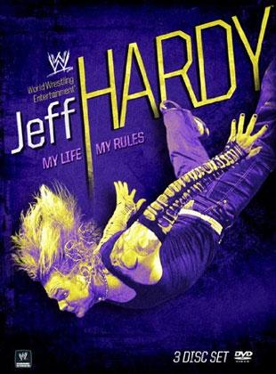 WWE Jeff Hardy (3 Disc Set) on DVD image