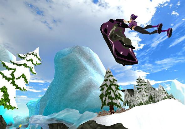 Splashdown 2: Rides Gone Wild for PS2 image