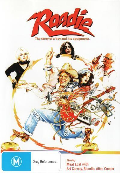 Roadie (New Packaging) on DVD