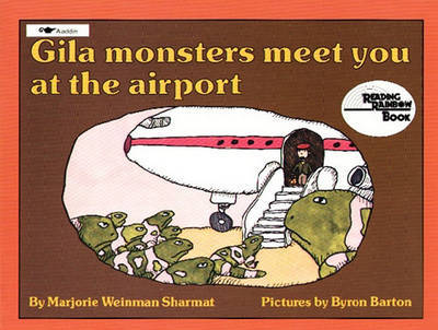 Gila Monsters Meet You at the Airport by Byron Barton image