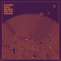 2 (LP) by Invisible Astro Healing Rhythm Quartet