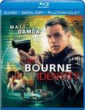 The Bourne Identity (Blu-Ray/UV) on Blu-ray