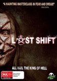 The Last Shift on DVD