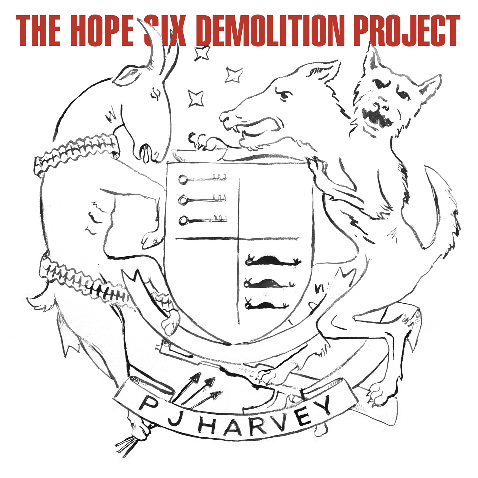 The Hope Six Demolition Project by PJ Harvey image