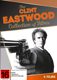 Clint Eastwood Collection DVD