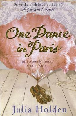 One Dance In Paris by Julia Holden image