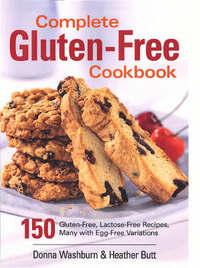 Complete Gluten-free Cookbook by Donna Washburn