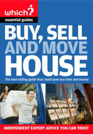 Buy, Sell and Move House by Kate Faulkner image