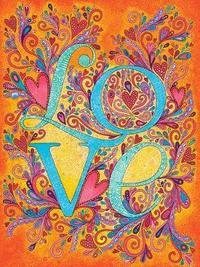 Hello Angel Guided Journal Love by Angelea Van Dam