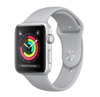 Apple Watch Series 3 GPS with Fog Sport Band - Silver Aluminium Case (42mm)