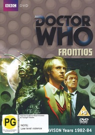 Doctor Who: Frontios on DVD