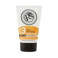 Real Shaving Co.: Anti-Ageing Moisturiser SPF15 (100ml)