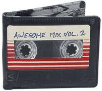 Guardians of the Galaxy Vol. 2 - Awesome Mix Tape Wallet