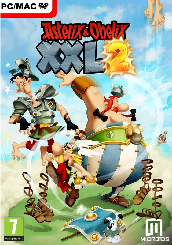 Asterix and Obelix XXL2 for PC