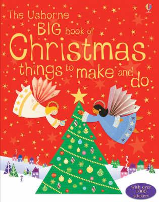 Big Book of Christmas Things to Make and Do Collection image