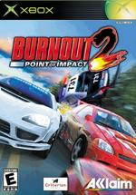 Burnout 2: Point Of Impact for Xbox