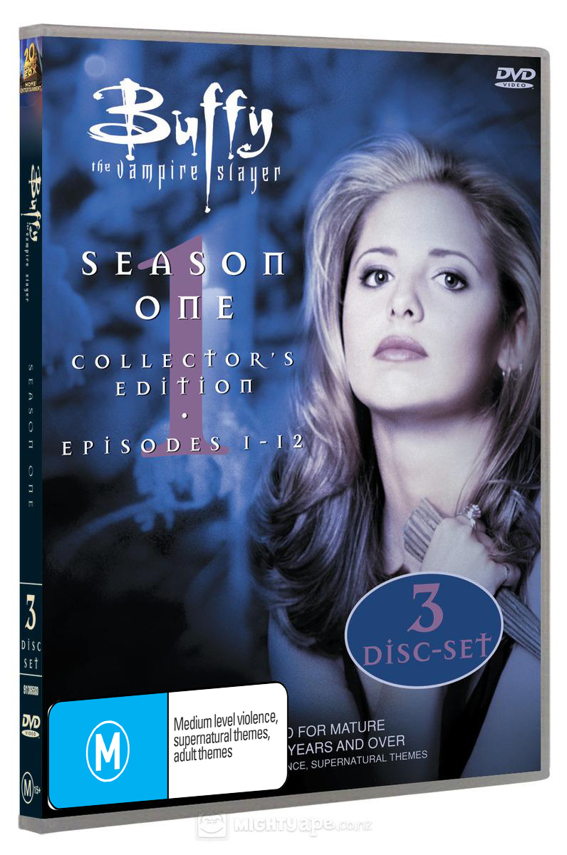 Buffy - The Vampire Slayer: Season One on DVD image