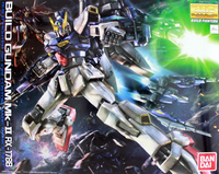 MG Build Gundam Mk-II RX-178B 1/100 Model Kit