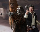 "Star Wars - Han Solo & Chewbacca 12"" Figure Set"