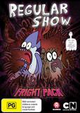 Regular Show: Fright Pack on DVD