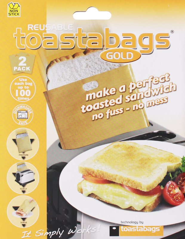Reusable Toastabags