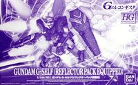 1/144 HG - Gundam G-Self (Reflector Type) Model Kit